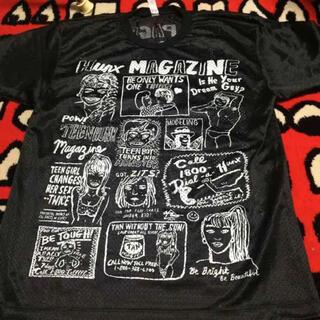 シュプリーム(Supreme)のhunxandhispunks WACKYWACKO Tシャツ 新品(Tシャツ(半袖/袖なし))