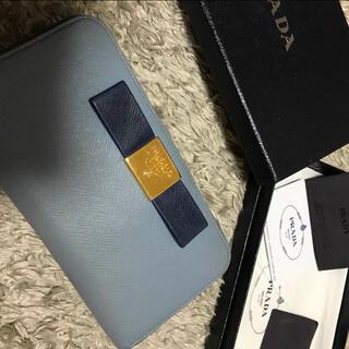 プラダ(PRADA)のレア プラダ サイファーノ 長財布(財布)