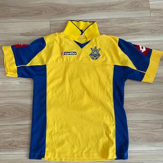 lotto - サッカーユニフォーム ウクライナ代表シェフチェンコ