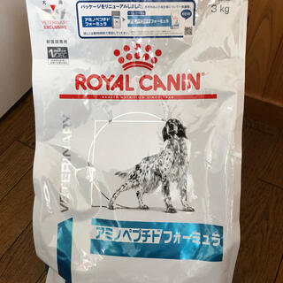 ロイヤルカナン(ROYAL CANIN)のROYAL CANIN アミノペプチドフォーミュラ 1kg(ペットフード)