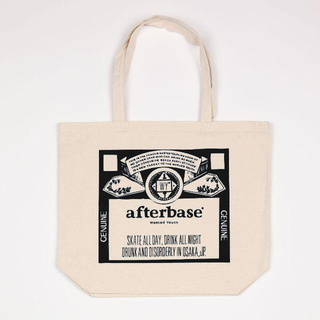 Wasted Youth × afterbase Tote BAG VERDY (トートバッグ)