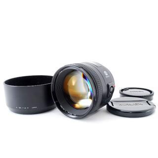 コニカミノルタ(KONICA MINOLTA)の★ポートレート★ミノルタ MINOLTA AF 85mm F1.4G(レンズ(単焦点))