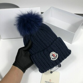 MONCLER - MONCLER ニット帽