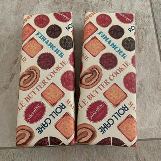 メープルバタークッキー9枚入り2箱(菓子/デザート)