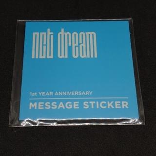 NCT Dream デビュー1周年記念 ステッカーセット(アイドルグッズ)
