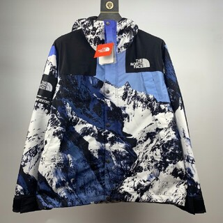 THE NORTH FACE - Supreme The North Face Paper ダウンジャケット 雪山