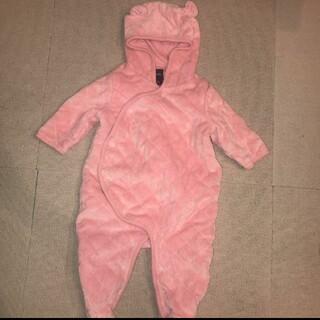 ベビーギャップ(babyGAP)のbabygap キルティング中綿カバーオール ジャンプスーツ 60(カバーオール)
