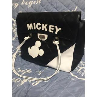 ディズニー(Disney)のミッキーバッグ (トートバッグ)