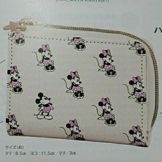 Disney - Sweet スイート付録のみ ミッキー&ミニー財布