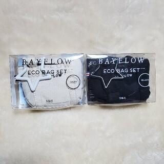 ベイフロー(BAYFLOW)のBAYFLOW ベイフロー エコバッグ ローソン限定(エコバッグ)