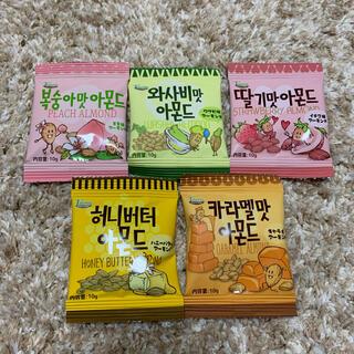 トムズ(TOMS)の韓国 Tom's ハニーバターアーモンド(菓子/デザート)