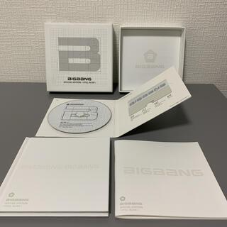 ビッグバン(BIGBANG)のBIGBANG SPECIAL EDITION STILL ALIVE CD(K-POP/アジア)
