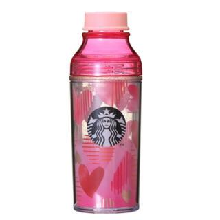 スターバックスコーヒー(Starbucks Coffee)のSTARBUCKS♢バレンタイン ダブルウォールサニーボトル♢473ml(タンブラー)