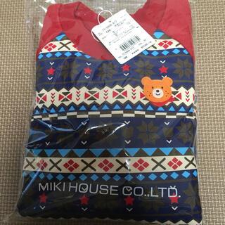 ホットビスケッツ(HOT BISCUITS)のミキハウス ホットビスケッツ 120 トレーナー(Tシャツ/カットソー)