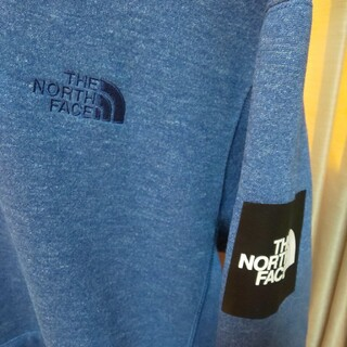 THE NORTH FACE - ノースフェイス パーカー インディゴ