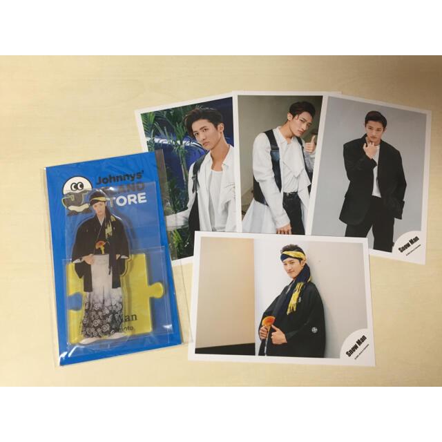 Johnny's(ジャニーズ)の岩本照 アクスタII 公式写真 エンタメ/ホビーのタレントグッズ(アイドルグッズ)の商品写真