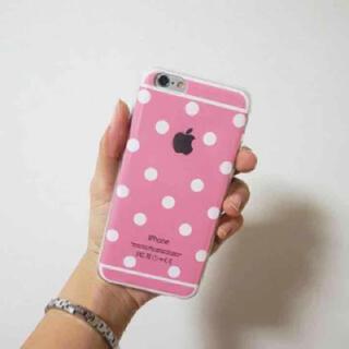 iPhone 6/6s ドットソフトケース(iPhoneケース)