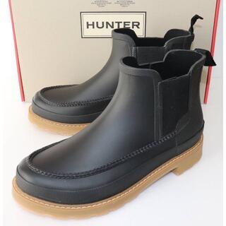 ハンター(HUNTER)の定価20000 新品 本物 HUNTER チェルシー ブーツ JP26 2168(長靴/レインシューズ)