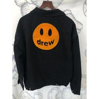 drew house chenille mascot patch jacket(Gジャン/デニムジャケット)