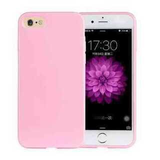 スマホケース iPhone7 ピンク パステル TPU きれい かわいい 保護(iPhoneケース)