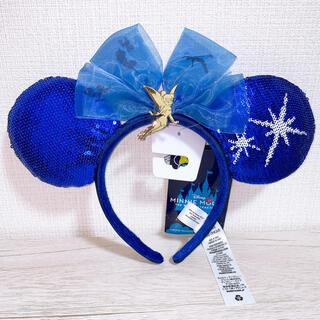 Disney - ミニーマウス メインアトラクション カチューシャ ピーターパン空の旅