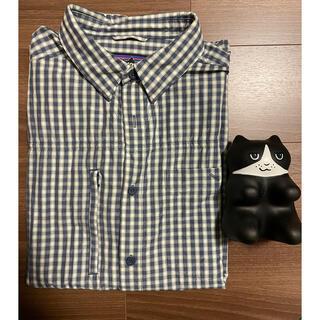 パタゴニア(patagonia)のパタゴニア チェックシャツ メンズ 半袖(シャツ)