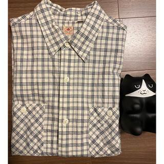 シュガーケーン(Sugar Cane)のシュガーケーン チェックシャツ 半袖(シャツ)