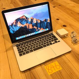 Mac (Apple) - i7 16GB MacBook pro retina 13インチ mid2014
