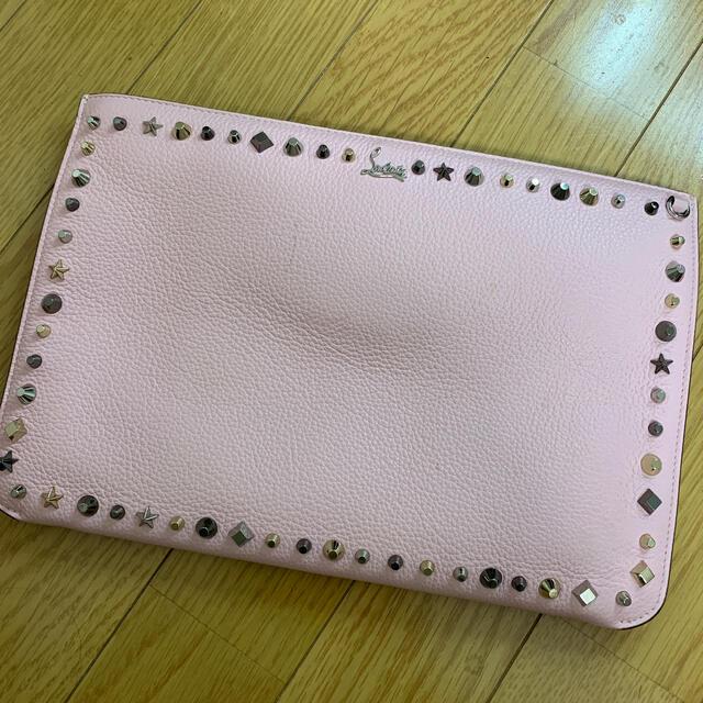 Christian Louboutin(クリスチャンルブタン)のルブタン クラッチバッグ レディースのバッグ(クラッチバッグ)の商品写真