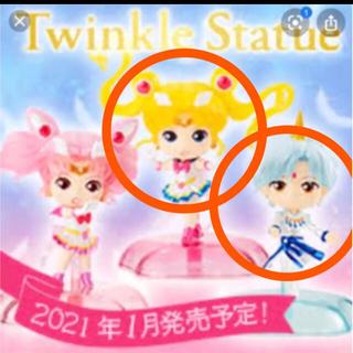 セーラームーン(セーラームーン)のセーラームーン Twinkle Statue ガチャ フィギュア(アニメ/ゲーム)