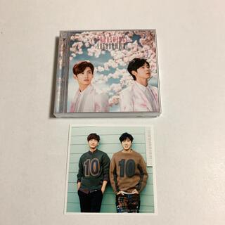東方神起 - 東方神起 サクラミチ CD DVD  ジャケットカード