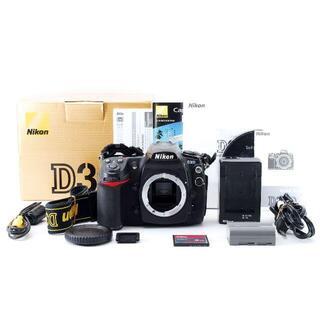 ニコン(Nikon)の★付属充実★ニコン NIKON D300(デジタル一眼)