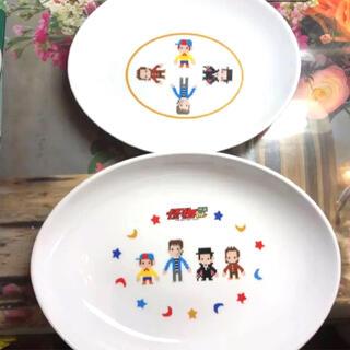 Johnny's - 嵐 大野くん 怪物くん カレー皿 楕円皿2枚【未使用】