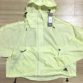adidas - アディダス 薄手 ジャケット ランニングウェア 定価13200円