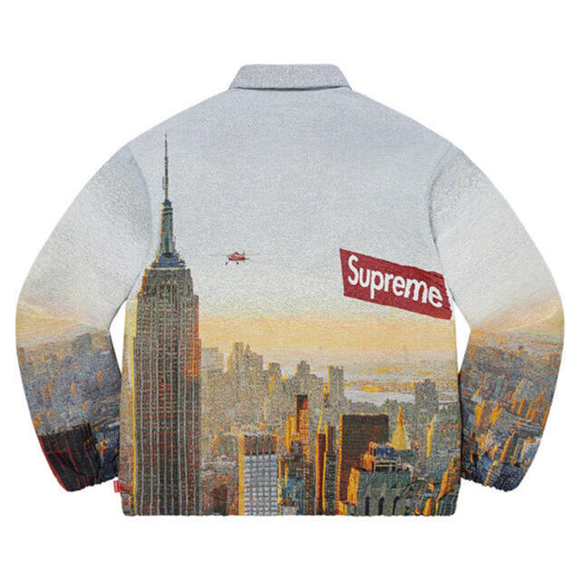 Supreme(シュプリーム)のシュプリーム Aerial Tapestry Harrington Jacket メンズのジャケット/アウター(ブルゾン)の商品写真