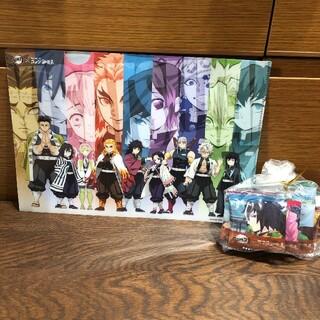 集英社 - コメダ珈琲店×鬼滅の刃 コラボ豆菓子とクリアファイル非売品数量限定品レア