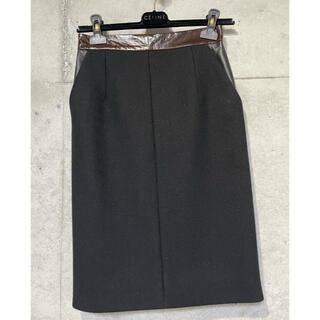 セリーヌ(celine)のCeline 膝丈スカート(ひざ丈スカート)