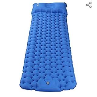 2個セットモッチー専用エアーマット(寝袋/寝具)