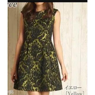 グレースコンチネンタル(GRACE CONTINENTAL)のフォーマル ドレス ワンピース(ミディアムドレス)