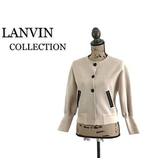 ランバンコレクション(LANVIN COLLECTION)のLANVIN COLLECTION ランバン ジャケット レディース(ノーカラージャケット)