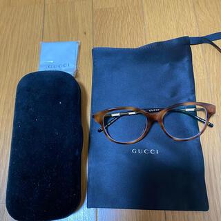 Gucci - GUCCI  バンブーデザイン メガネ