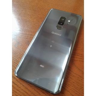 SAMSUNG - 中古GALAXY S9+ au SCV39