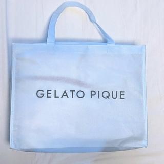 ジェラートピケ(gelato pique)のgelato pique モコモコパーカー、ショートパンツ、バッグ(ルームウェア)