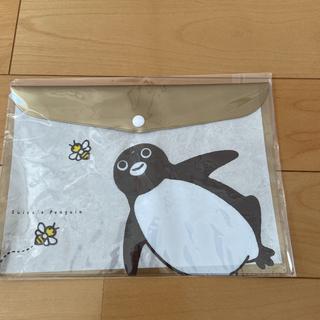 JR - Suica スイカペンギン フラットケース     幸せ気分