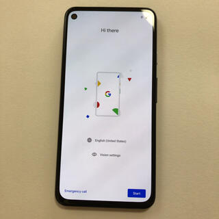 Google Pixel - Google Pixel 4a (5G)