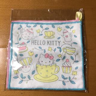ハローキティ - キティちゃん ループ付きタオル