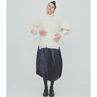 ENFOLD - ENFOLD スカート(38)