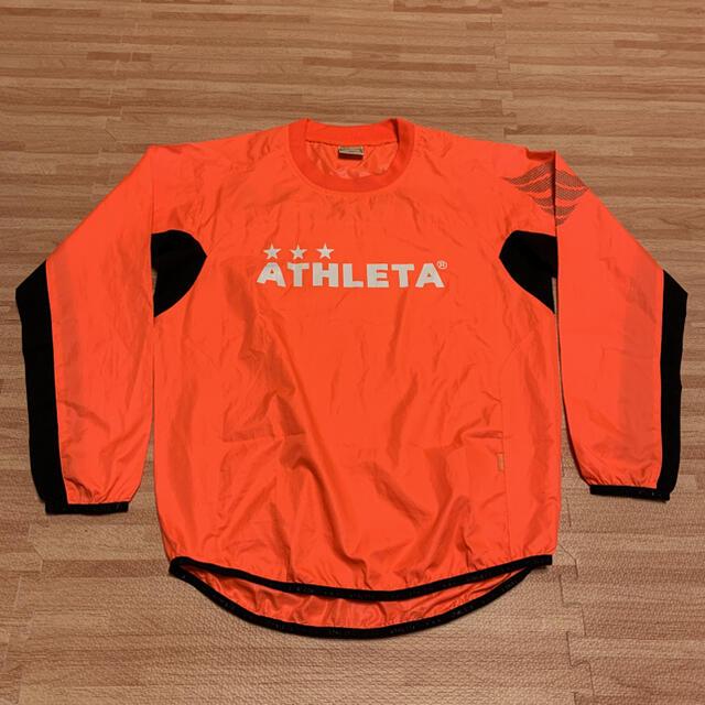 ATHLETA(アスレタ)のy🖤様専用★ATHLETA アスレタ ピステ 上下 160 スポーツ/アウトドアのサッカー/フットサル(ウェア)の商品写真