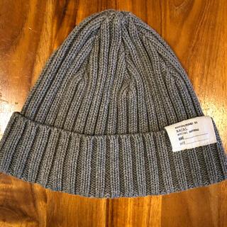 ビームスボーイ(BEAMS BOY)の美品!ビームス購入 キッズニット帽(帽子)