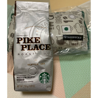 スターバックスコーヒー(Starbucks Coffee)のスタバ福袋 2点セット(コーヒー)